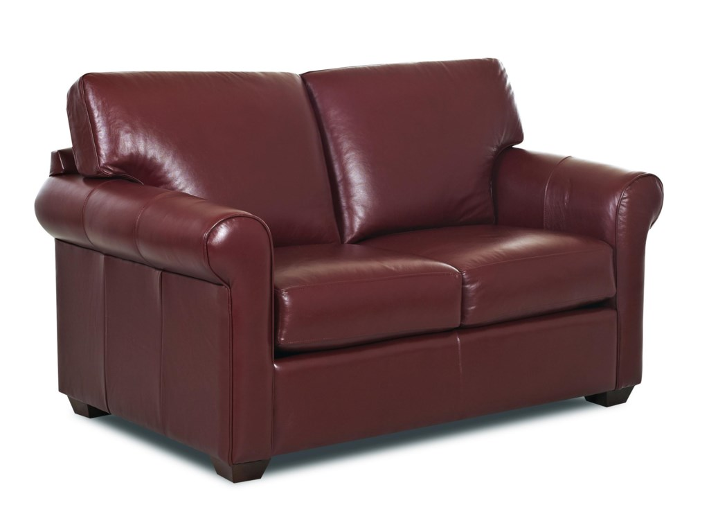 Klaussner CanoyTransitional Loveseat