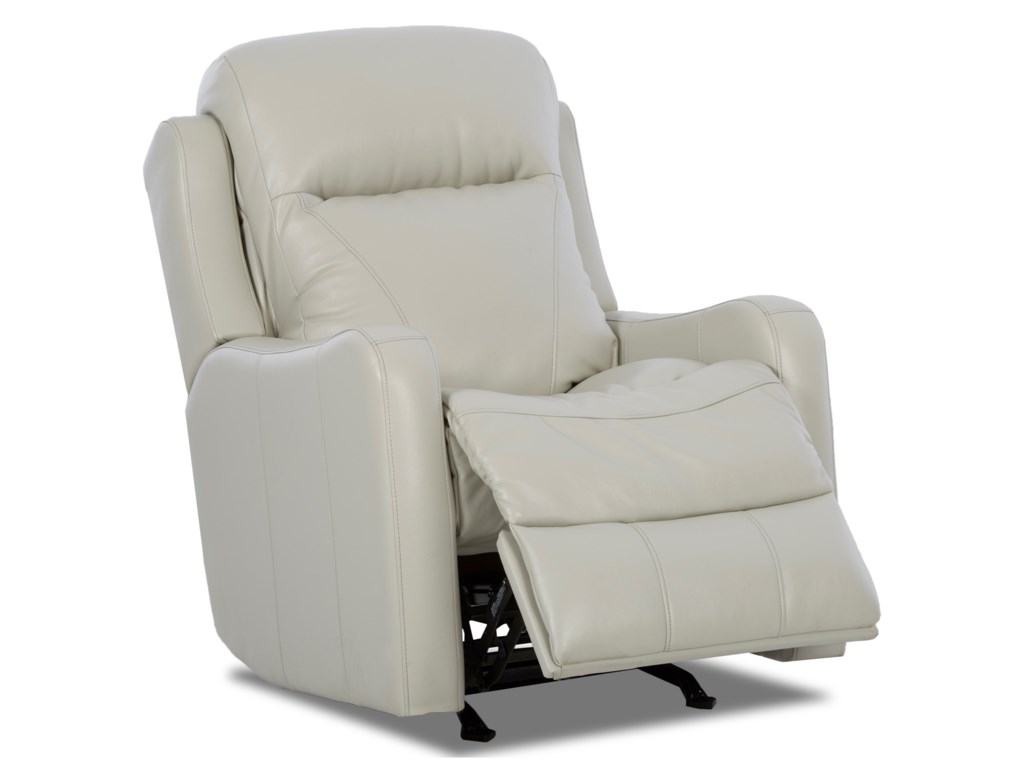 Klaussner CapricePower Recliner with Power Headrest