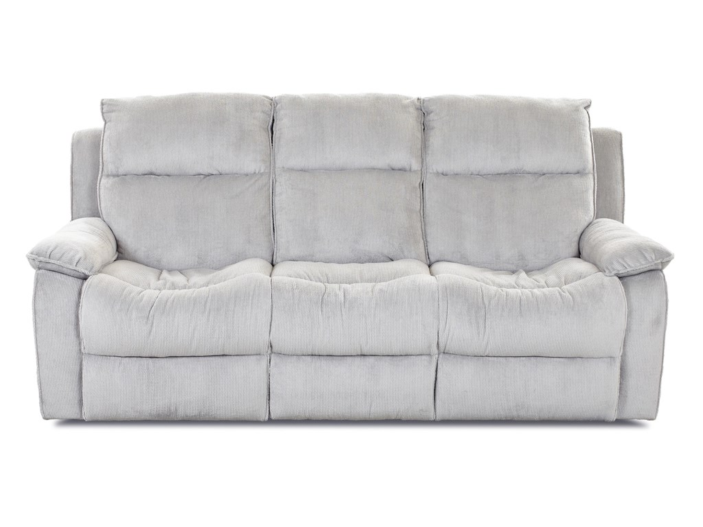 Klaussner CastawayCasual Reclining Sofa