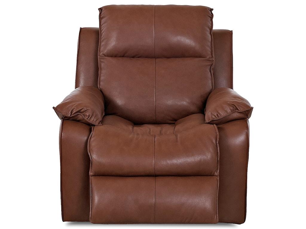 Klaussner CastawayCasual Swivel Rocking Reclining Chair