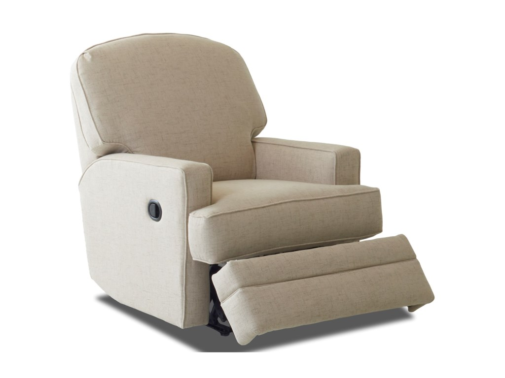 Klaussner ChapmanCasual Reclining Rocking Chair