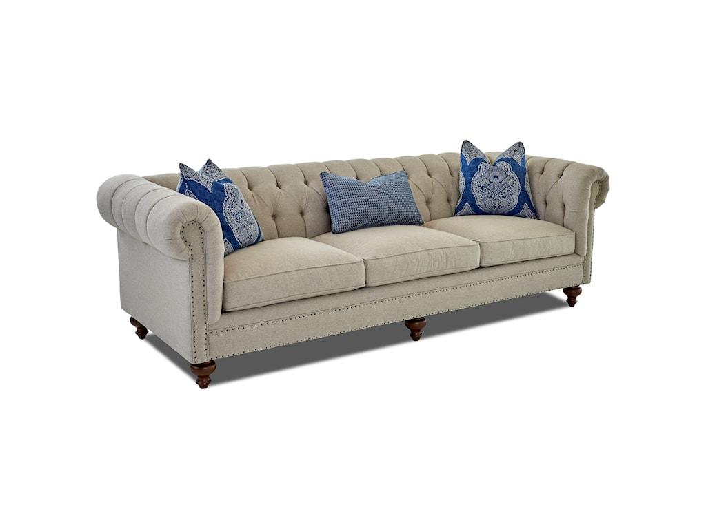 Klaussner CharlotteExtra Large Sofa