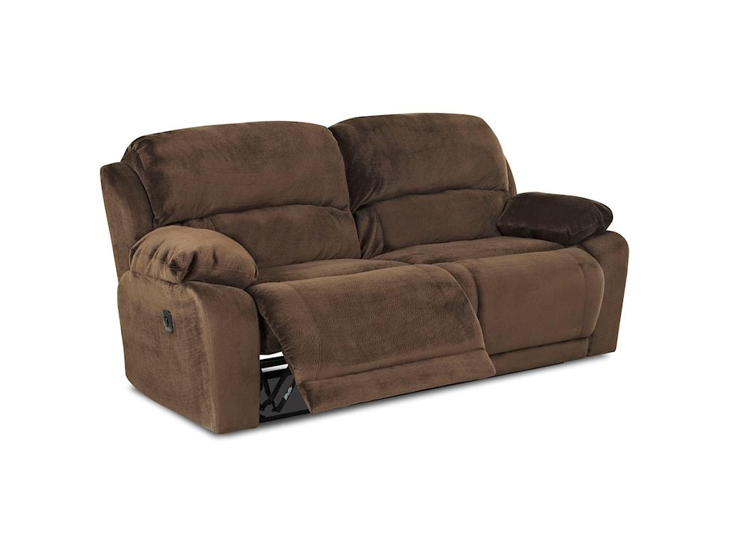 Klaussner CharmedPower Reclining Sofa