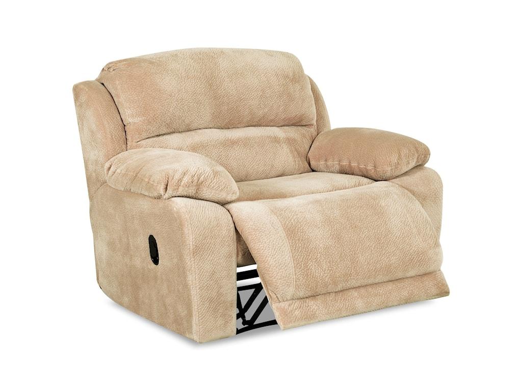 Klaussner CharmedReclining Chair