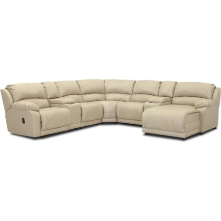 Seven Piece Sectional