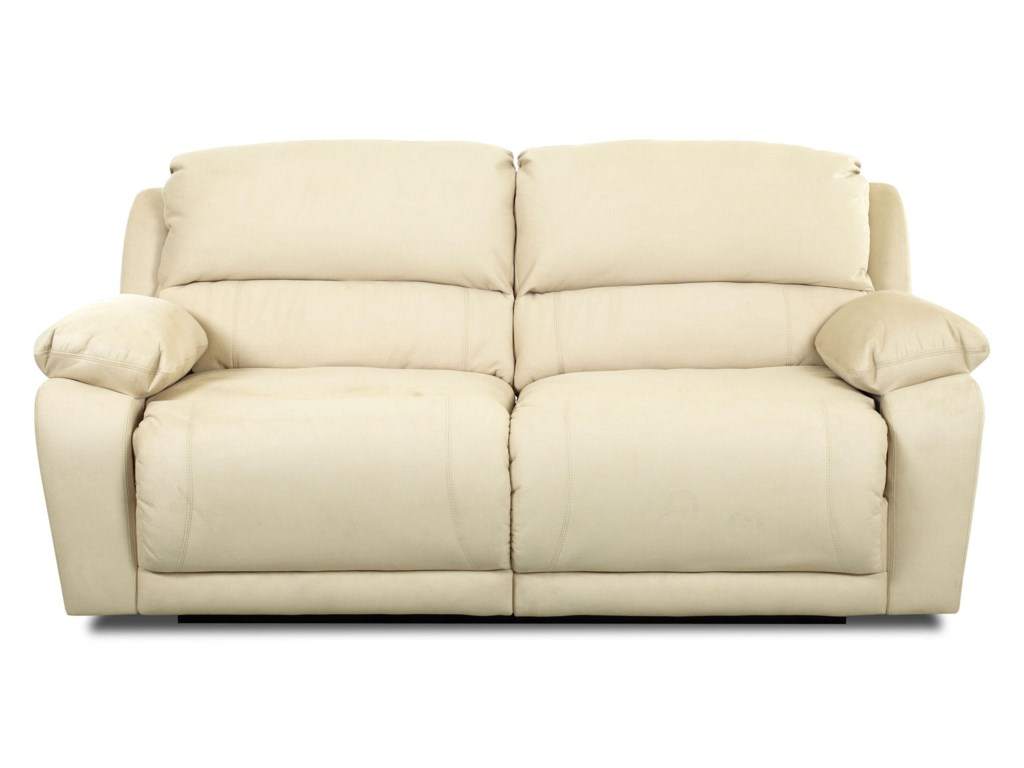 Klaussner CharmedPower Reclining Sofa