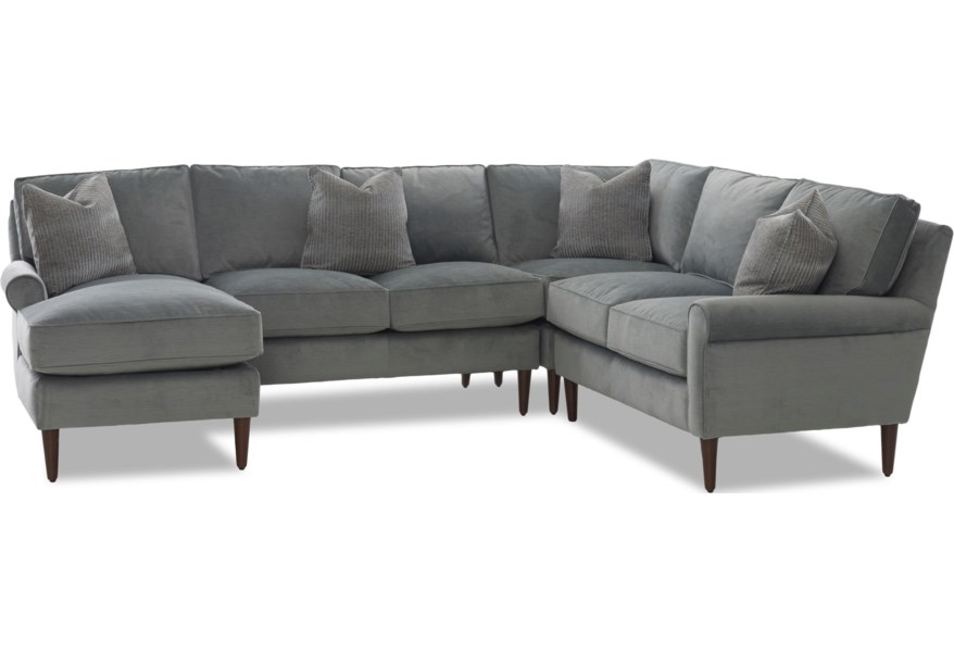Klaussner Chelsea Casual Contemporary 4