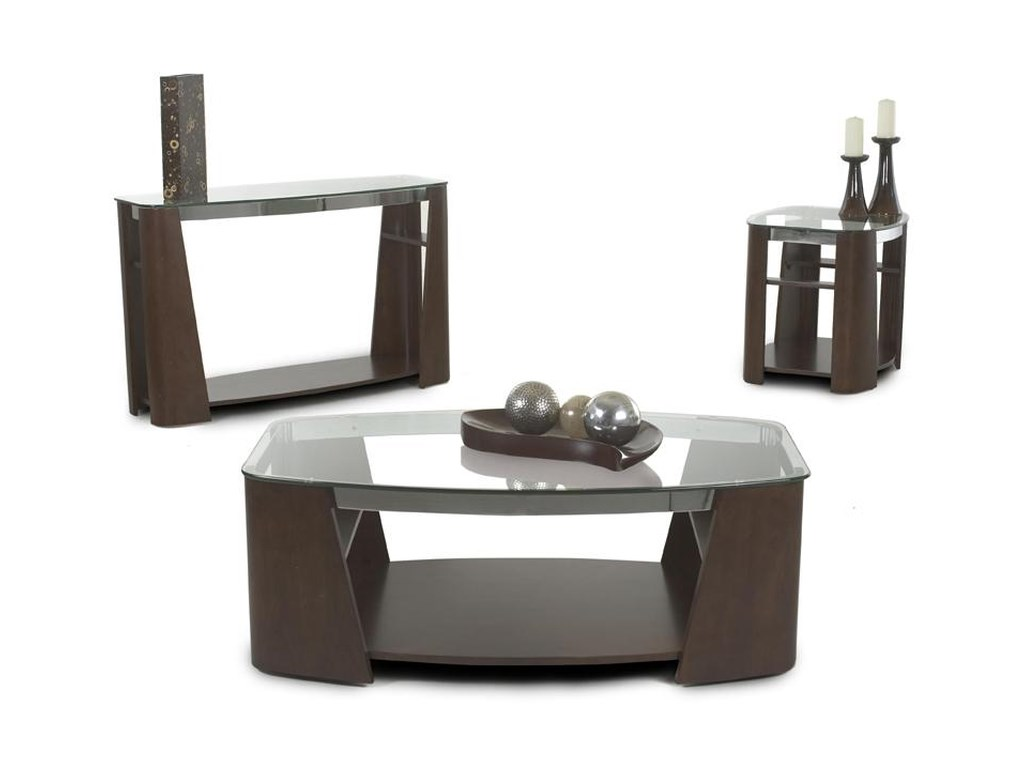 Klaussner International ChristinaCocktail Table