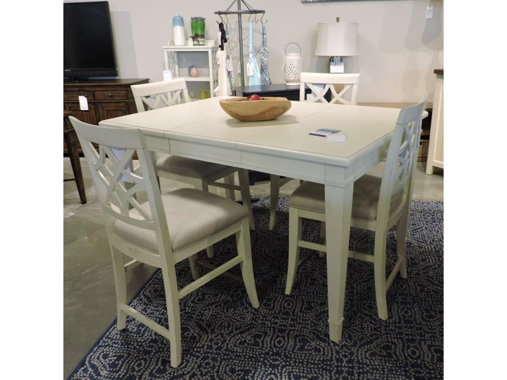 Belfort Basics ClearanceCounter Table & 3 Chairs