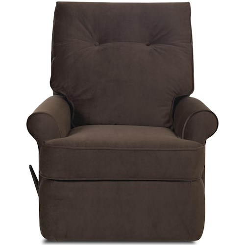 Klaussner Clearwater Transitional Power Reclining Chair