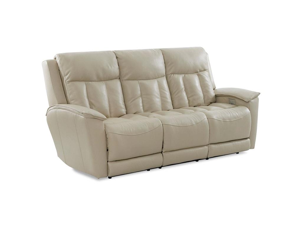 Klaussner CliffordPower Reclining Sofa