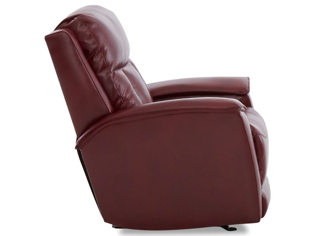 Simple Elegance CliffordRocking Reclining Chair