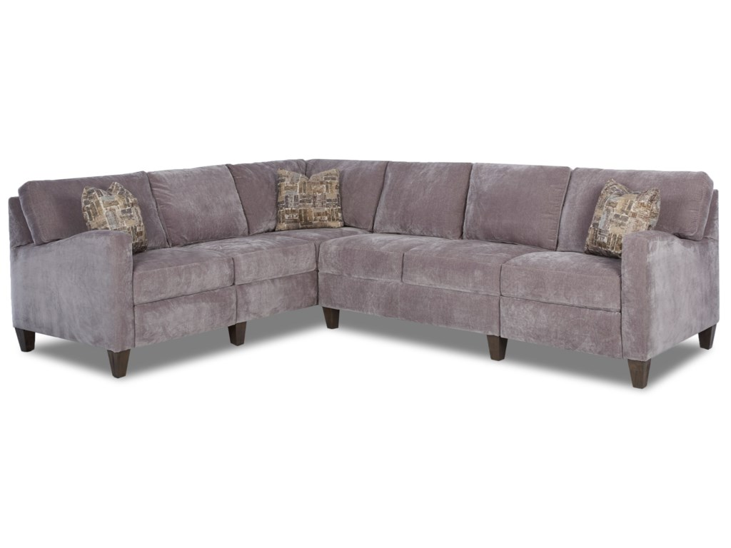 dealer products sectional patterns sofa group item klaussner locator lounge chaise ahfa with right