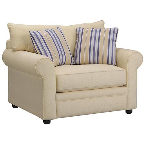 Klaussner Comfy Casual Big Chair