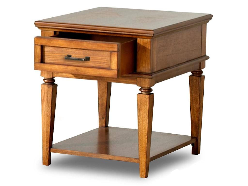 Klaussner International ConcordEnd Table