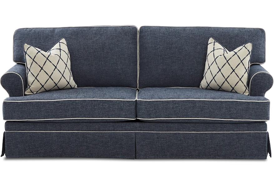 K59000 Iqsl Casual Skirted Sofa Sleeper