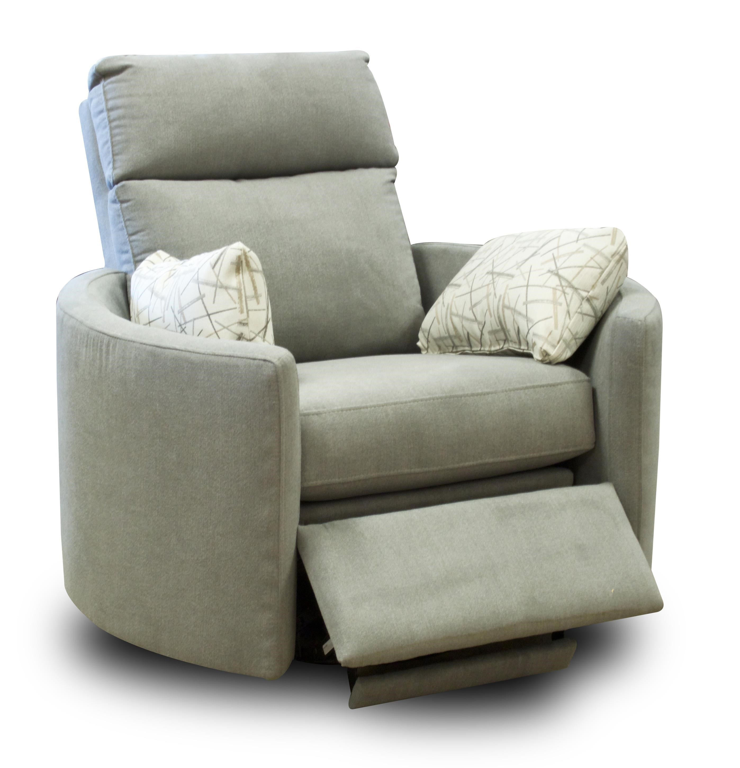 Cagney Reclining Swivel Chair