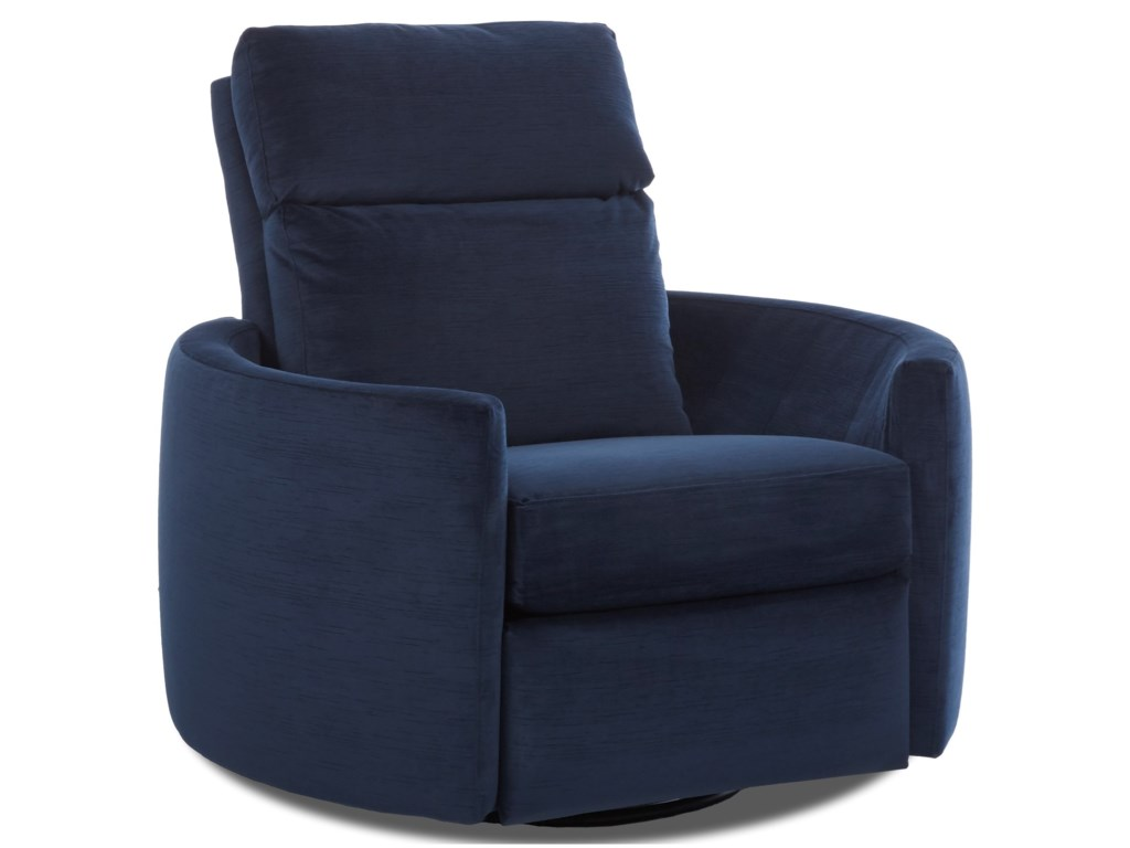 Klaussner CosmoPower Reclining Swivel Chair