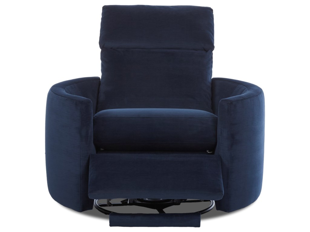 Klaussner CosmoReclining Swivel Chair
