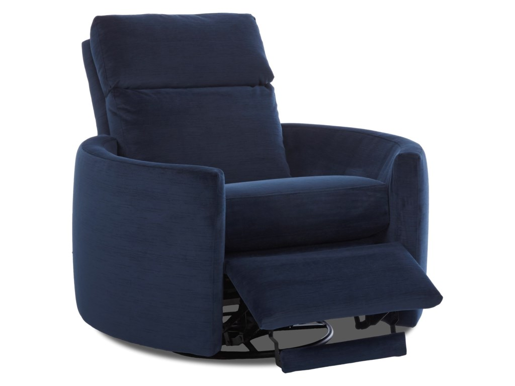 Klaussner CosmoReclining Swivel Chair