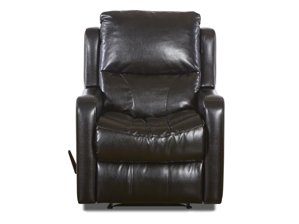 Klaussner CruiserTransitional Swivel Rocking Reclining Chair