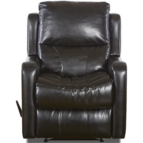 Klaussner Cruiser Transitional Swivel Gliding Reclining Chair