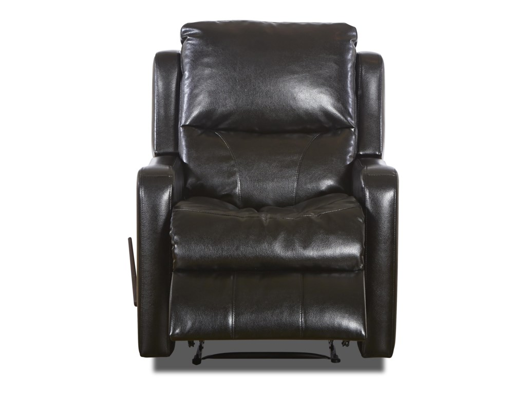 Klaussner CruiserTransitional Gliding Reclining Chair