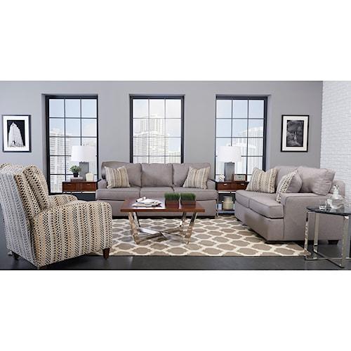 Klaussner Cruze Living Room Group