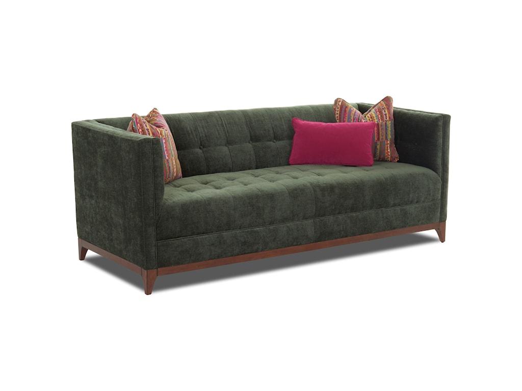 Klaussner BoulevardContemporary Sofa
