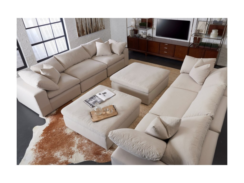 Klaussner MontereyStationary Living Room Group