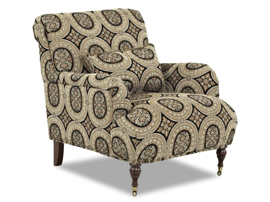 Klaussner DapperAccent Chair