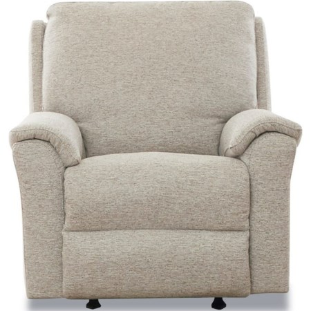 Pwr Rock Recliner w/ Pwr Headrest & Massage