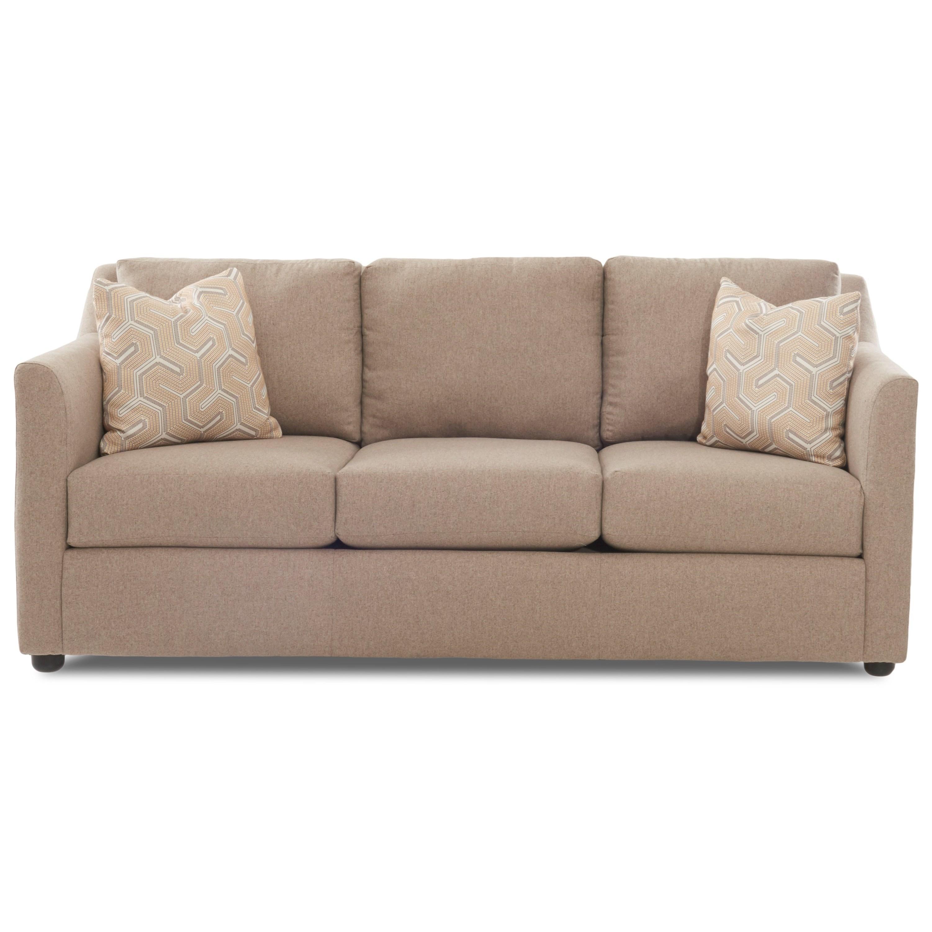 Klaussner Del MarEnso Foam Sofa Sleeper ...