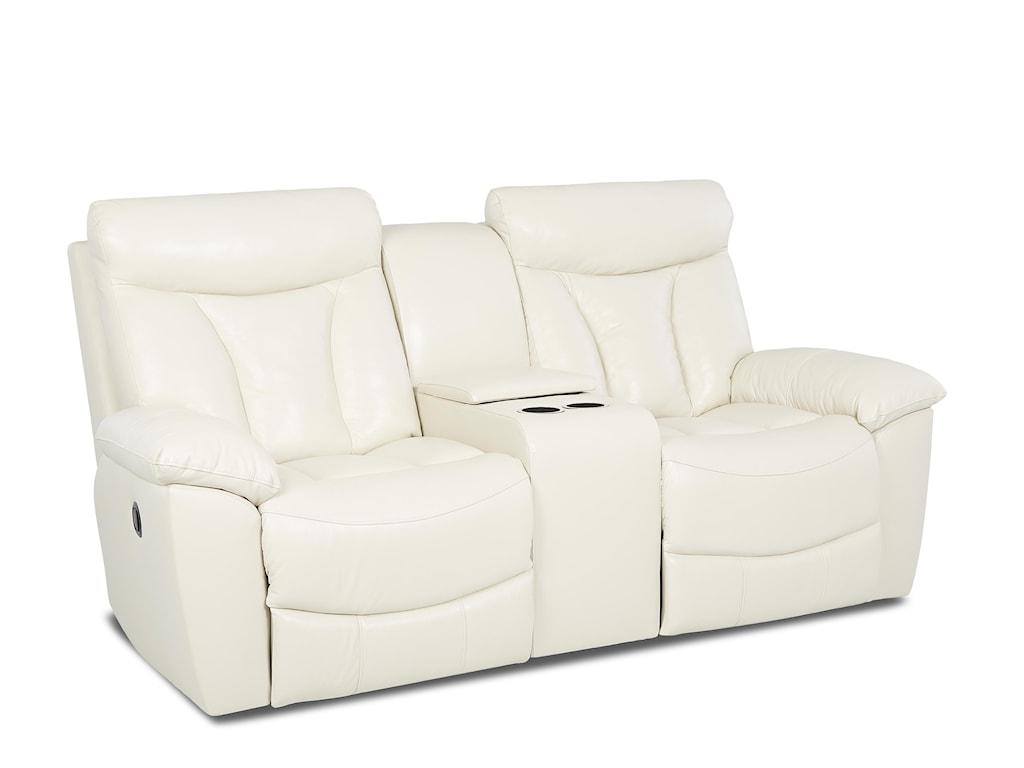 Klaussner DeluxeReclining Love Seats
