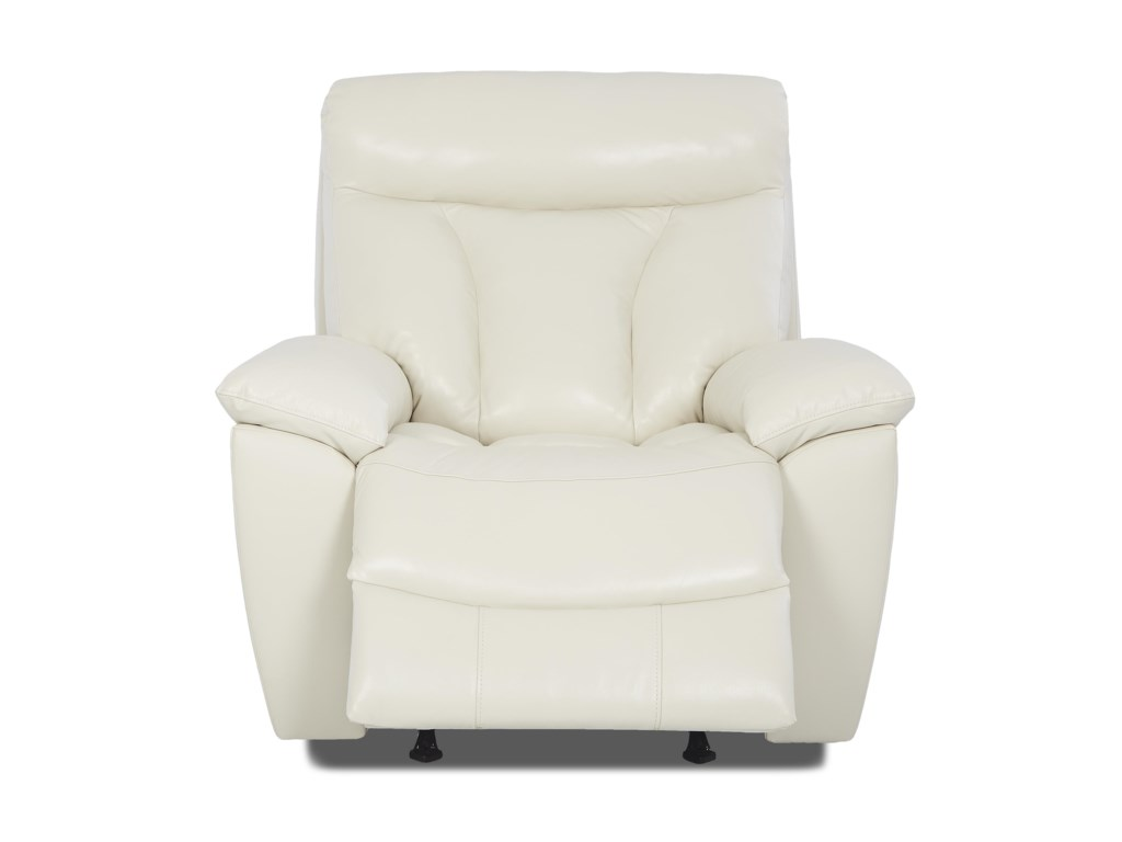 Klaussner DeluxeGliding Recliner Chair