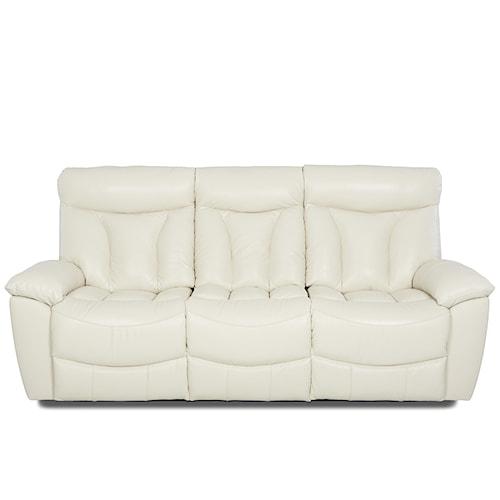 Klaussner Deluxe Reclining Sofa