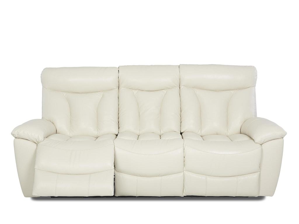 Klaussner DeluxeReclining Sofa