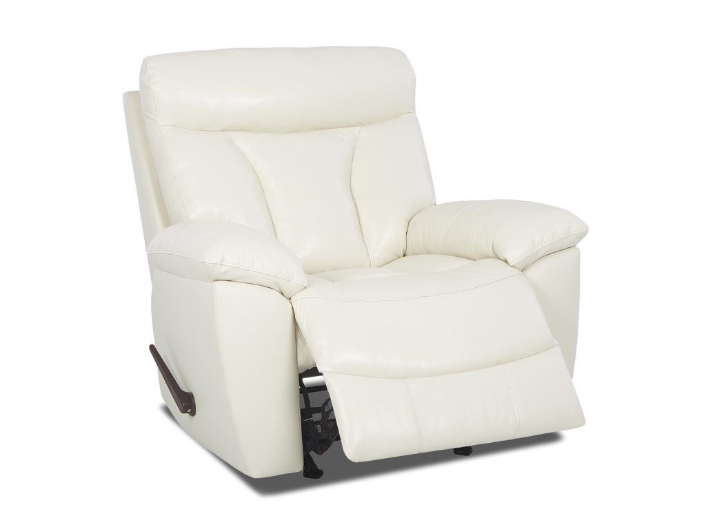 Elliston Place DeluxeGlider Recliner with Swivel