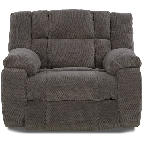 Klaussner Dozer Dozer Casual Power Reclining Chair & a Half