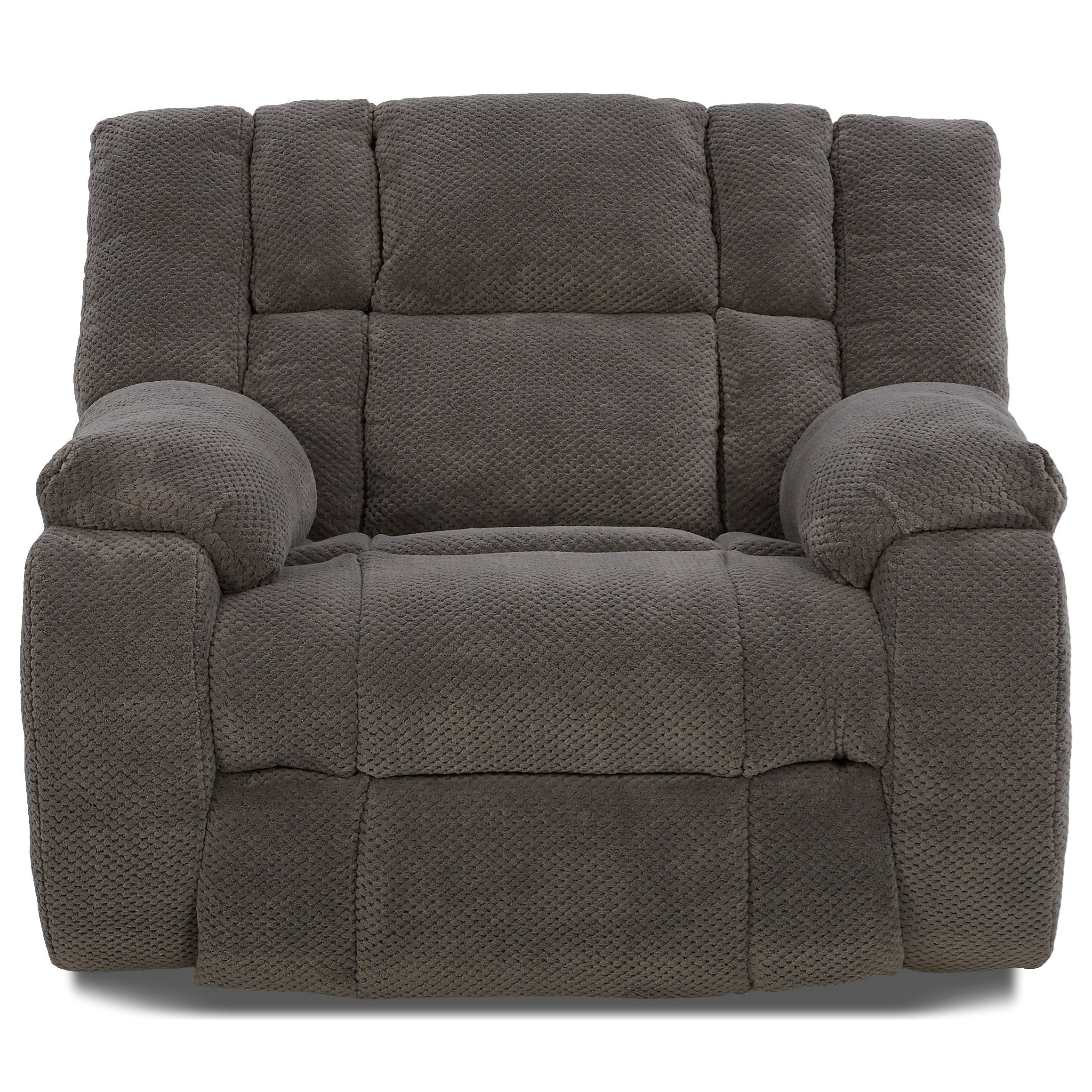 Beau Klaussner Dozer Dozer Casual Reclining Chair U0026 A Half