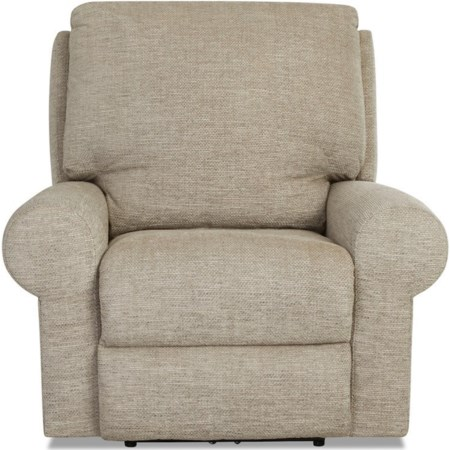 Pwr Rock Recliner w/ Pwr Head/Lumb & Massage