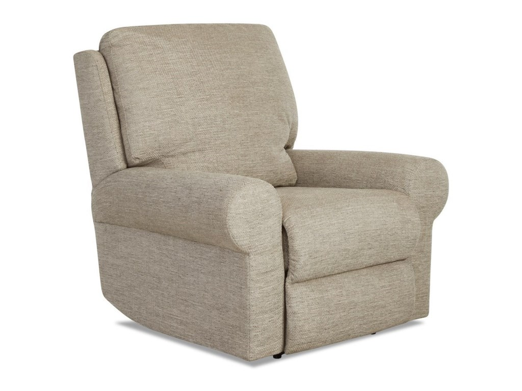 Klaussner EddisonPower Reclining Rocking Chair