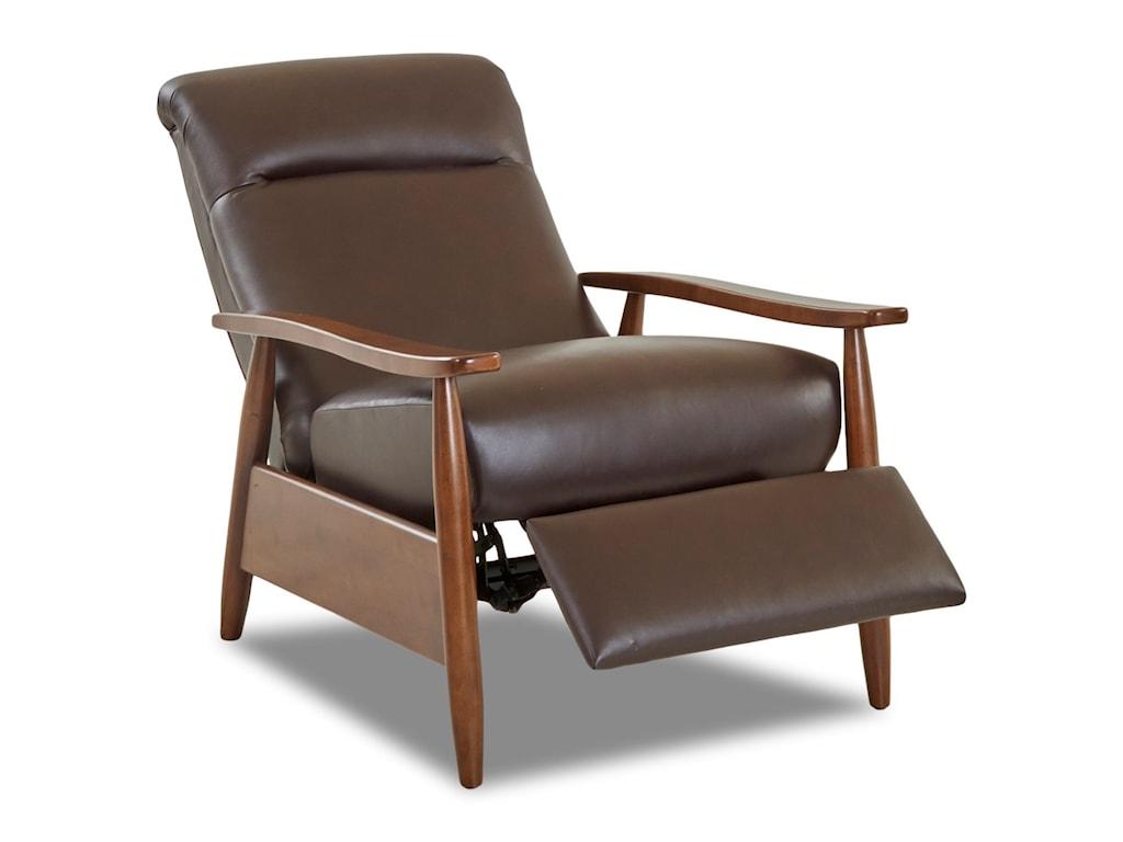 Klaussner ElanorHigh Leg Reclining Chair