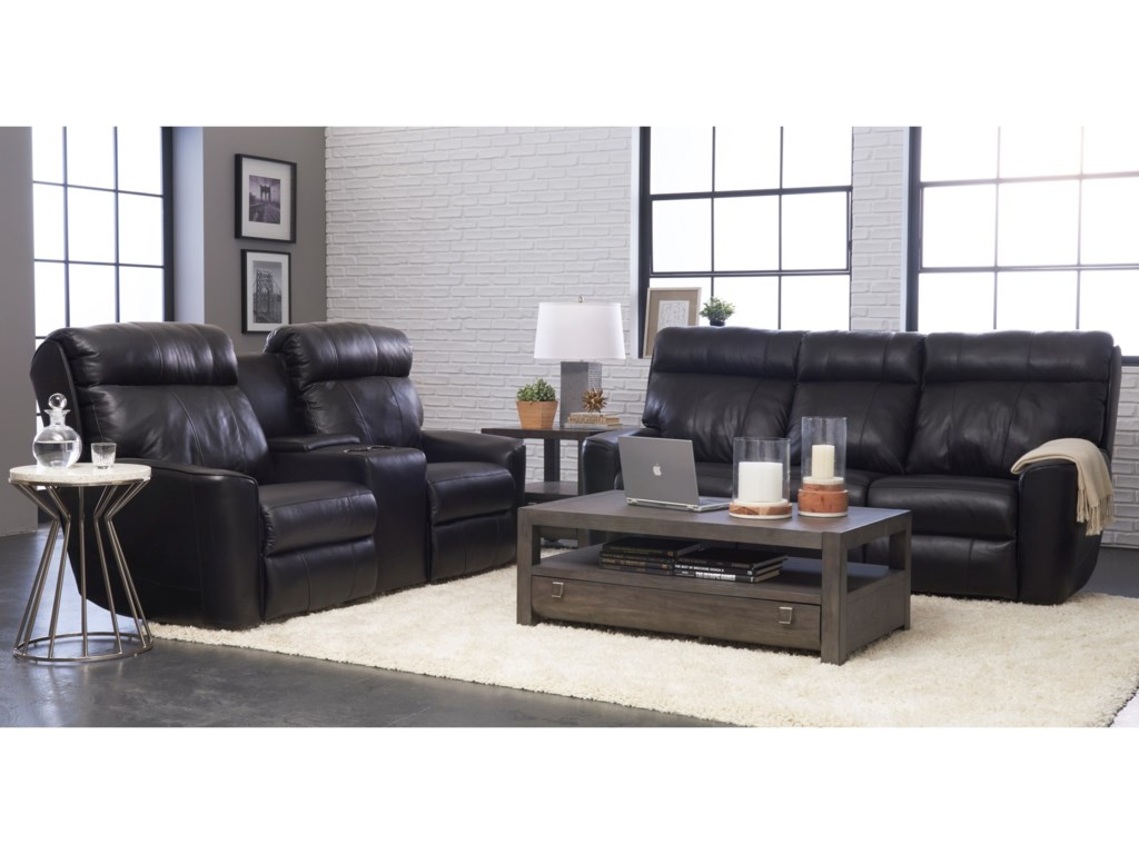 Klaussner ElaraPower Reclining Living Room Group