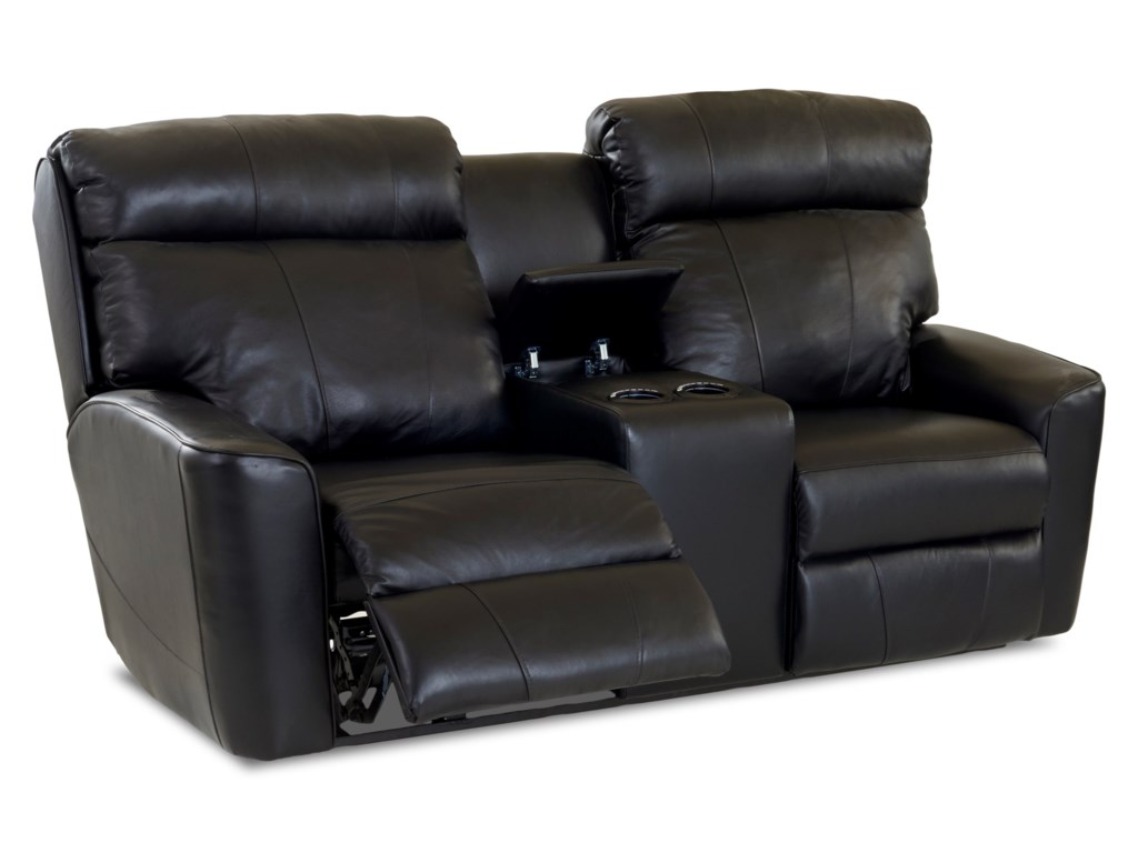 Klaussner ElaraPower Reclining LS w/console
