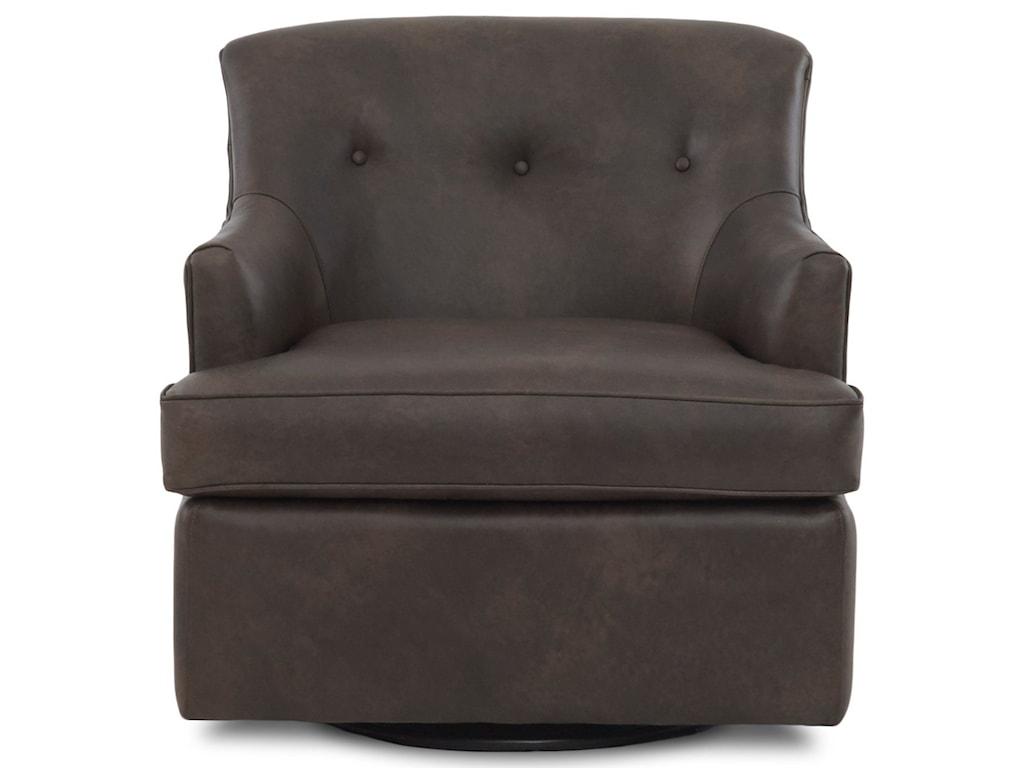 Klaussner ElizabethSwivel Glider Chair