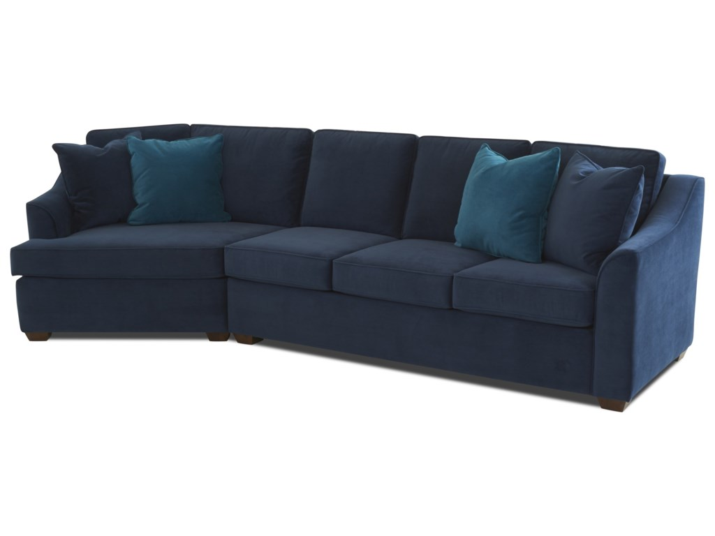Klaussner Elle2-Piece Sectional