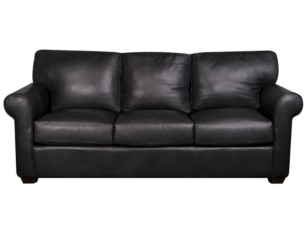 Elliston Place EloiseEloise Classic 100% Leather Sofa