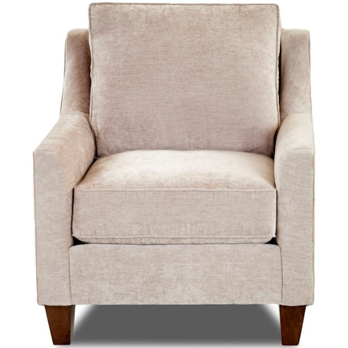 Klaussner Emmy Transitional Chair