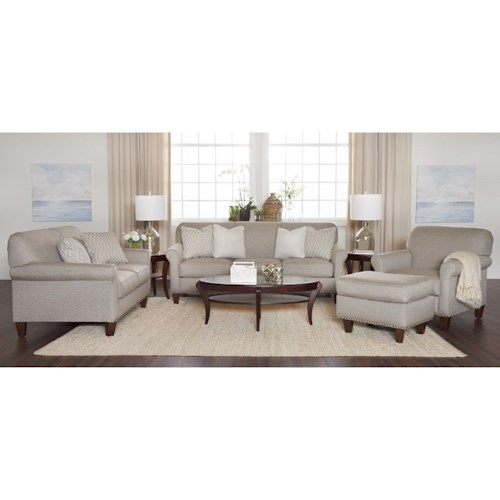 Klaussner Emory Living Room Group